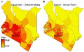 Cellphone data can track infectious diseases 2