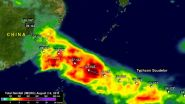 NASA analyzes Typhoon Soudelors rainfall