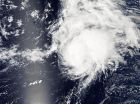 NASA sees Hurricane Loke moving north