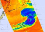 NASA sees Tropical Cyclone Atsani bow out