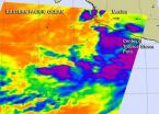 NASA sees Tropical Storm Polo intensifying