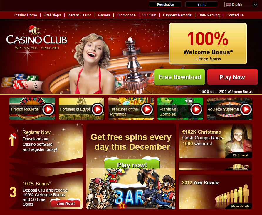 популярные казино