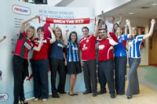 npower Backs Wear Your Shirt to Work Day