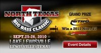 Oakley Big Bass Tour to Host the 3rd Annual North Texas Big Bass Classic on Lake Lewisville
