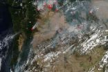 Pacific Northwest wildfires severe in intensity