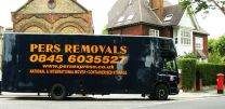 Pers Removals Get North London Moving