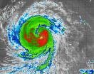 Suomi NPP satellite sees Typhoon Gonis strongest sides
