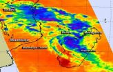 Tropical Cyclone Hellen makes landfall in Madagascar