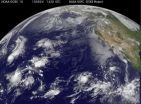 Two satellites see newborn Tropical Storm Jimena consolidating 3