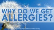 Why do we get allergies? The science of springtime sniffling and sneezing (video)